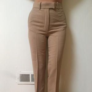 Chloe Sandalwood Trousers XS Sz 34